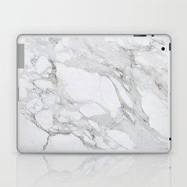 Calacatta Marble Laptop & iPad Skin