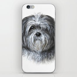 Dog 138 Shih Tzu iPhone Skin