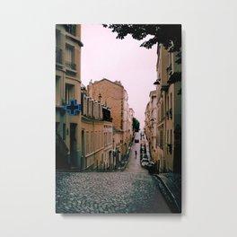 French Street Metal Print