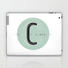 C c Laptop & iPad Skin