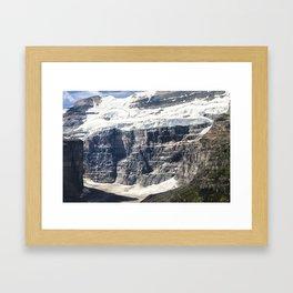 6 Glaciers, Lak Louise Framed Art Print