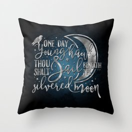 Eyasluna Throw Pillow
