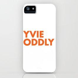 YVIE ODDLY iPhone Case