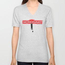 Monogamy Unisex V-Neck