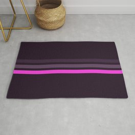 Alamak - Classic Retro Stripes Rug
