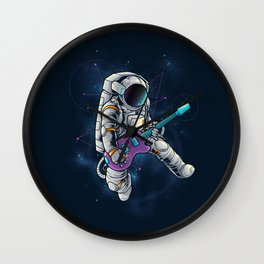 Spacebeat Wall Clock