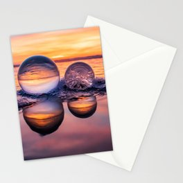 Double Reflections Stationery Cards