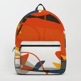 Abstract Bird Backpack