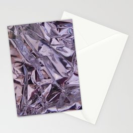 Chrome Folds Stationery Cards