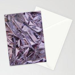 Chrome Folds Stationery Cards