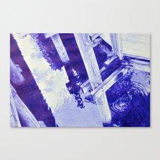 Water E Canvas Print