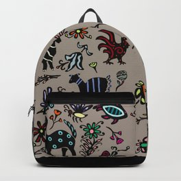 Happy Animals Backpack