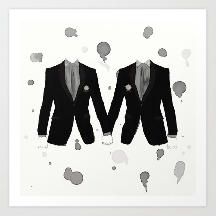 from Harley gay marriage art