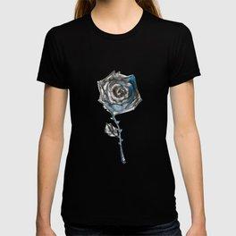 Royal Blue Rose T-shirt