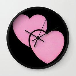 Counterfeit Love Wall Clock
