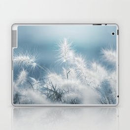 the art of a soft landing Laptop & iPad Skin