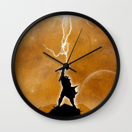The God Wall Clock