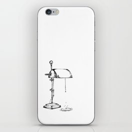 lamp iPhone Skin