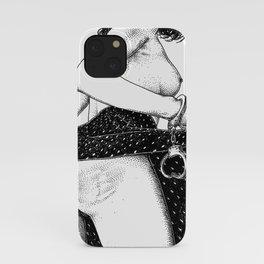 asc 803 - La prime de libération (Released with a bond) iPhone Case