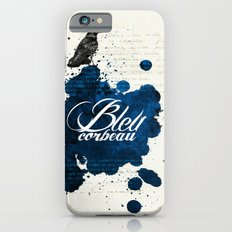 Bleu Corbeau Slim Case iPhone 6s