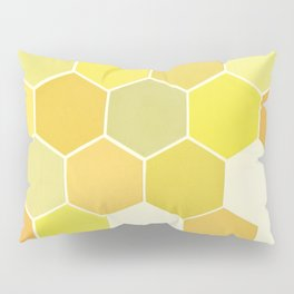Shades of Yellow Pillow Sham