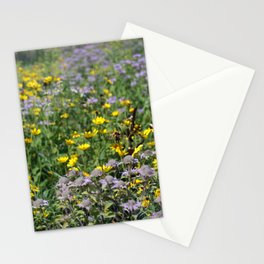 Native Prairie Flowers Stationery Cards