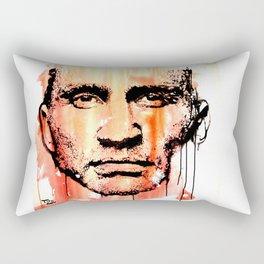 The fighter Rectangular Pillow