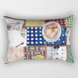 Taula a NY Rectangular Pillow