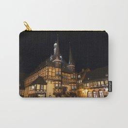 Wernigerode Rathaus bei Nacht Carry-All Pouch