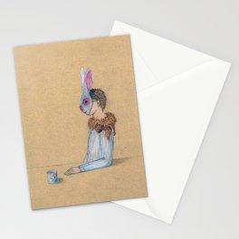 Alle Macht dem Kaninchen Stationery Cards