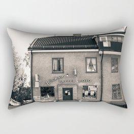 The Old Town Shop Rectangular Pillow