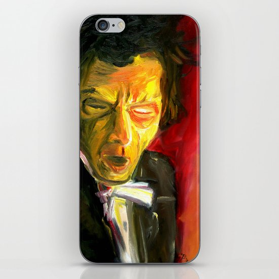 Mr. Waits iPhone & iPod Skin