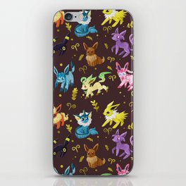 Eeveelutions iPhone Skin