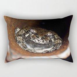Singing Froggy Rectangular Pillow