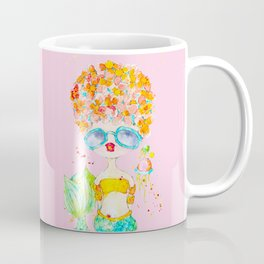 pink lemonade -- be the mermaid. Coffee Mug