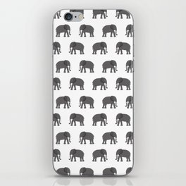 Water for elephant iPhone Skin