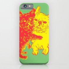 <3 Doggies iPhone 6s Slim Case