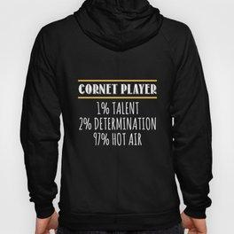 Best Shirt For Cornet Player. Gift Ideas For Son Hoody