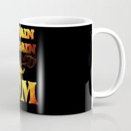 gym muscle no pain no gain Coffee Mug
