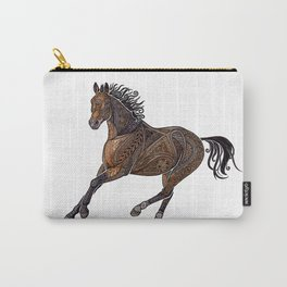 Grecian Horse Carry-All Pouch