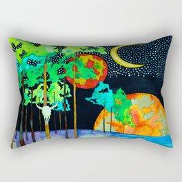 ANOTHER POSSIBLE WORLD Rectangular Pillow