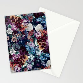 EXOTIC GARDEN - NIGHT XVI Stationery Cards