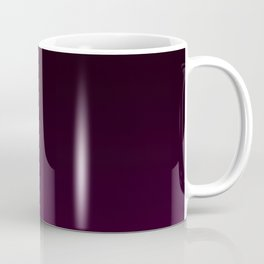 Aubergine Gradient Coffee Mug
