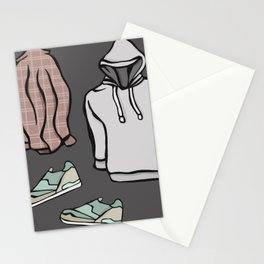 CLOTHING Stationery Cards