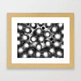 The Light Fantastic. Framed Art Print