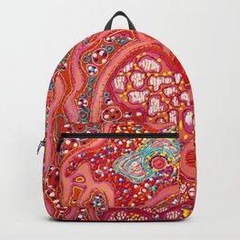 Crimson Tapestry Backpack