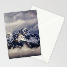 Tetons Storm. Stationery Cards