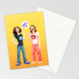 Game Grumps love to say Hi Stationery Cards