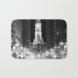 Philly by Night Bath Mat