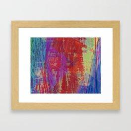 Willingness and Avoidance, #1 Framed Art Print